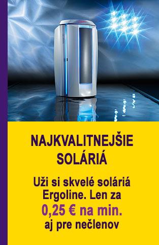 Najkvalitnejšie soláriá