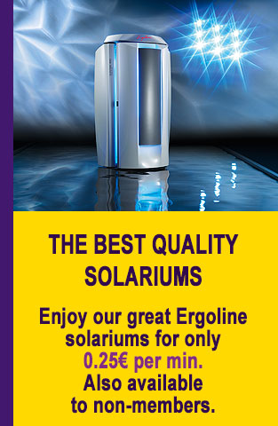 The best quality solariums