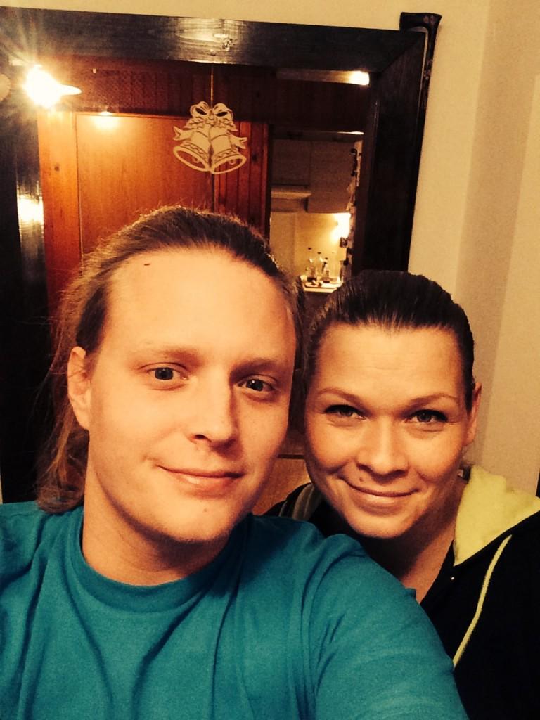 Lucia Radovičová a Marek Winiarčík
